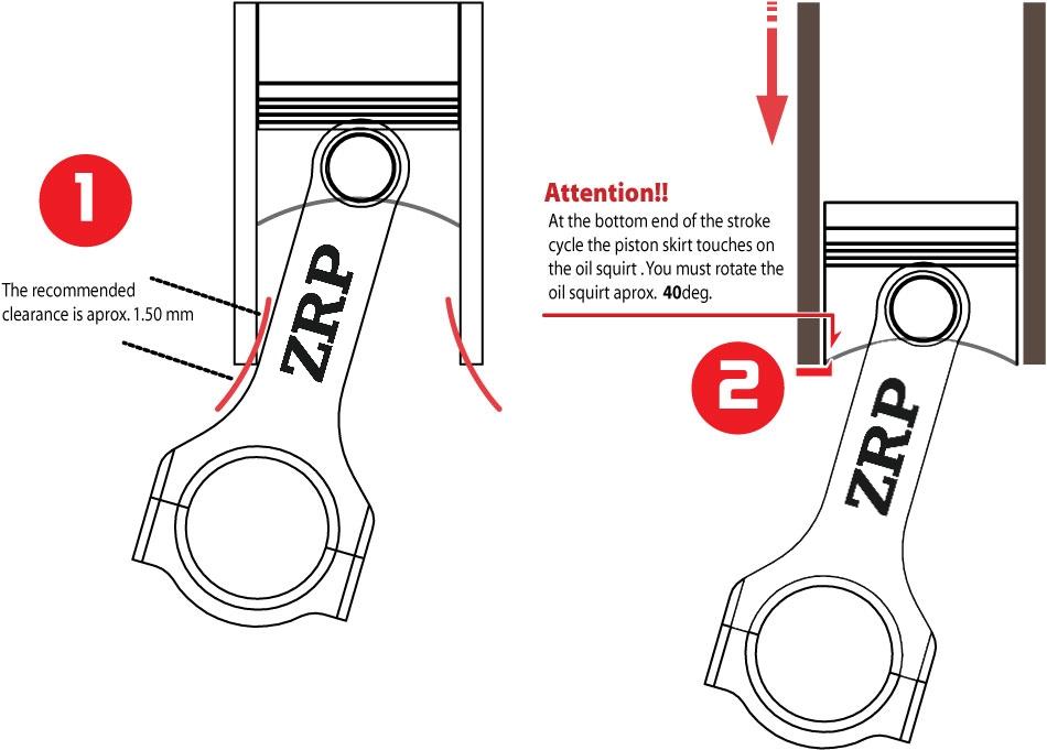 Stroker Kit Installation Instructions Zrp